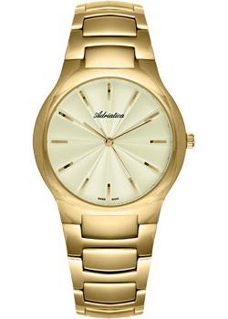 Швейцарские наручные  женские часы Adriatica 3425.1111Q. Коллекция Ladies