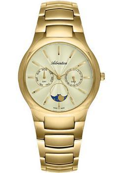 Швейцарские наручные  женские часы Adriatica 3426.1111QF. Коллекция Multifunction