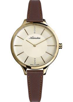 Швейцарские наручные  женские часы Adriatica 3433.1211Q. Коллекция Ladies