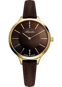 Швейцарские наручные  женские часы Adriatica 3433.121GQ. Коллекция Essence