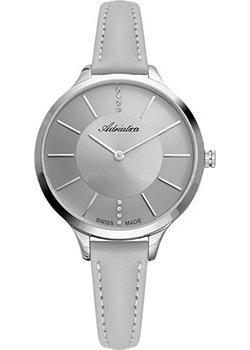 Швейцарские наручные  женские часы Adriatica 3433.5217Q. Коллекция Essence