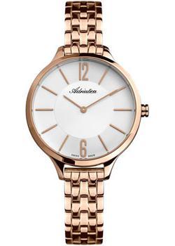 Швейцарские наручные  женские часы Adriatica 3433.9173Q. Коллекция Ladies