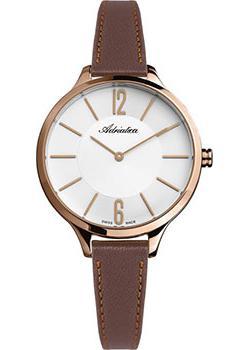 Швейцарские наручные  женские часы Adriatica 3433.9213Q. Коллекция Ladies