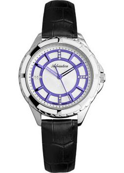 Швейцарские наручные  женские часы Adriatica 3434.52B3Q. Коллекция Zirconia