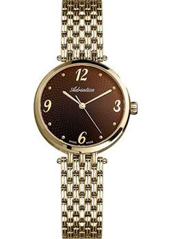 Швейцарские наручные  женские часы Adriatica 3438.117GQ. Коллекция Freestyle