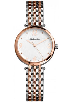 Швейцарские наручные  женские часы Adriatica 3438.R173Q. Коллекция Freestyle