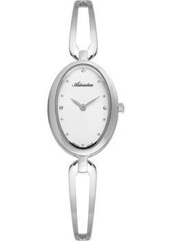 Швейцарские наручные  женские часы Adriatica 3505.5113Q. Коллекция Zirconia