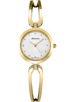 Швейцарские наручные  женские часы Adriatica 3506.1143QZ. Коллекция Zirconia