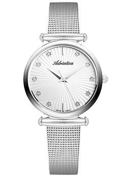 Швейцарские наручные  женские часы Adriatica 3518.5193Q. Коллекция Ladies