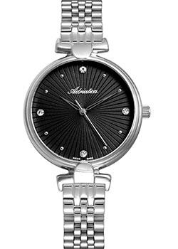 Швейцарские наручные  женские часы Adriatica 3530.5144Q. Коллекция Essence