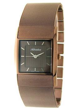 Швейцарские наручные  женские часы Adriatica 3549.011GQ. Коллекция Ladies