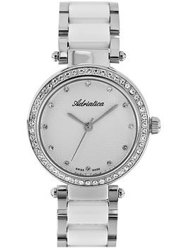 Adriatica Часы Adriatica 3576.C143QZ. Коллекция Ladies