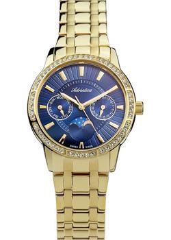 Швейцарские наручные  женские часы Adriatica 3601.1115QFZ. Коллекция Multifunction