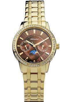 Швейцарские наручные  женские часы Adriatica 3601.111GQFZ. Коллекция Multifunction