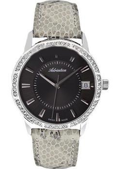 Швейцарские наручные  женские часы Adriatica 3602.5216QZ. Коллекция Zirconia