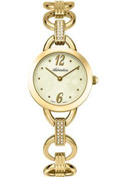 Швейцарские наручные  женские часы Adriatica 3622.1171QZ. Коллекция Ladies