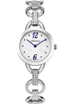 Швейцарские наручные  женские часы Adriatica 3622.51B3QZ. Коллекция Femme Defile