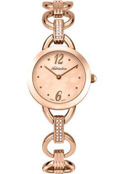 Швейцарские наручные  женские часы Adriatica 3622.917RQZ. Коллекция Ladies