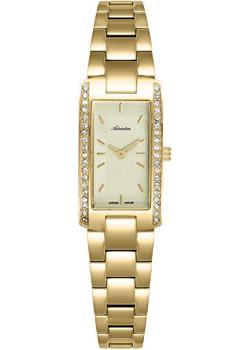 Швейцарские наручные  женские часы Adriatica 3624.1111QZ. Коллекция Zirconia