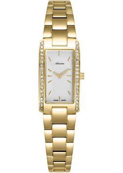 Швейцарские наручные  женские часы Adriatica 3624.1113QZ. Коллекция Zirconia