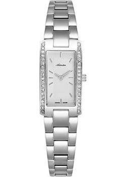 Швейцарские наручные  женские часы Adriatica 3624.5113QZ. Коллекция Zirconia