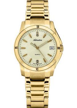 Швейцарские наручные  женские часы Adriatica 3626.1151Q. Коллекция Zirconia