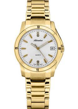 Швейцарские наручные  женские часы Adriatica 3626.1153Q. Коллекция Zirconia