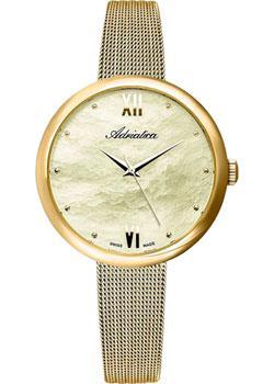 Швейцарские наручные  женские часы Adriatica 3632.118SQ. Коллекция Bracelet