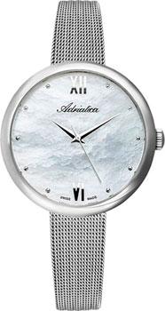 Швейцарские наручные  женские часы Adriatica 3632.518FQ. Коллекция Ladies