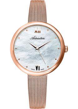 Швейцарские наручные  женские часы Adriatica 3632.918FQ. Коллекция Bracelet