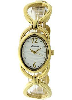 Швейцарские наручные  женские часы Adriatica 3638.1173Q. Коллекция Zirconia