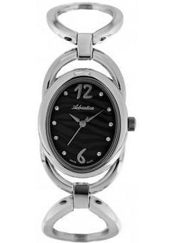 Швейцарские наручные  женские часы Adriatica 3638.5174Q. Коллекция Ladies