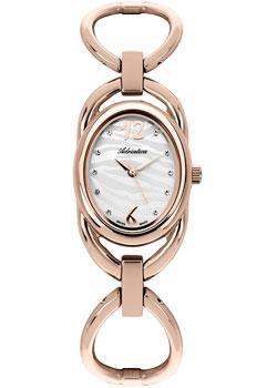 Швейцарские наручные  женские часы Adriatica 3638.9173Q. Коллекция Zirconia