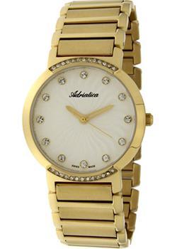 Швейцарские наручные  женские часы Adriatica 3644.1143QZ. Коллекция Ladies