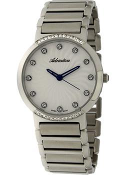 Швейцарские наручные  женские часы Adriatica 3644.51B3QZ. Коллекция Ladies