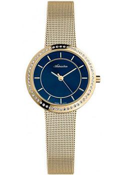 Швейцарские наручные  женские часы Adriatica 3645.1115QZ. Коллекция Zirconia