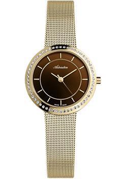 Швейцарские наручные  женские часы Adriatica 3645.111GQZ. Коллекция Milano
