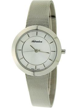 Швейцарские наручные  женские часы Adriatica 3645.5113Q. Коллекция Ladies