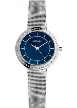 Швейцарские наручные  женские часы Adriatica 3645.5115QZ. Коллекция Zirconia
