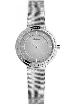 Швейцарские наручные  женские часы Adriatica 3645.5117QZ. Коллекция Zirconia