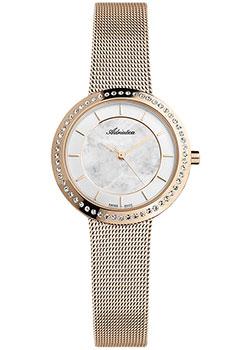 Швейцарские наручные  женские часы Adriatica 3645.911FQ. Коллекция Bracelet