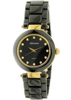 Швейцарские наручные  женские часы Adriatica 3680.F144Q. Коллекция Ceramic