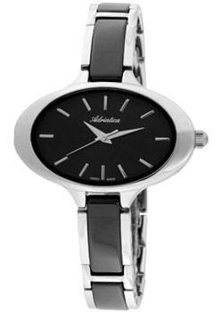 Швейцарские наручные  женские часы Adriatica 3690.E114Q. Коллекция Ceramic