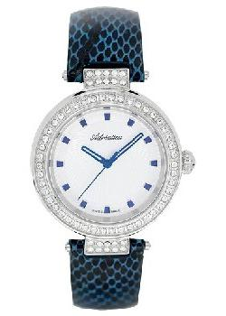 Adriatica Часы Adriatica 3692.52B3QZ. Коллекция Zirconia