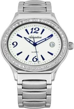 Швейцарские наручные  женские часы Adriatica 3697.51B3QZ. Коллекция Automatic