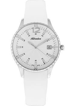Швейцарские наручные  женские часы Adriatica 3699.5S53Q. Коллекция Ladies