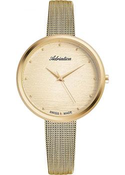 Швейцарские наручные женские часы Adriatica 3716.1141Q. Коллекция Milano фото