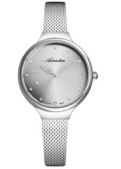 Швейцарские наручные  женские часы Adriatica 3723.5147Q. Коллекция Ladies