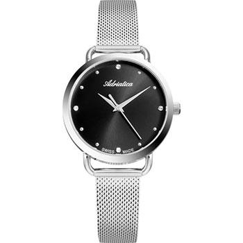 Швейцарские наручные женские часы Adriatica 3730.5144Q. Коллекция Essence фото