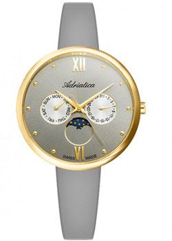 Швейцарские наручные  женские часы Adriatica 3732.1287QF. Коллекция Multifunction